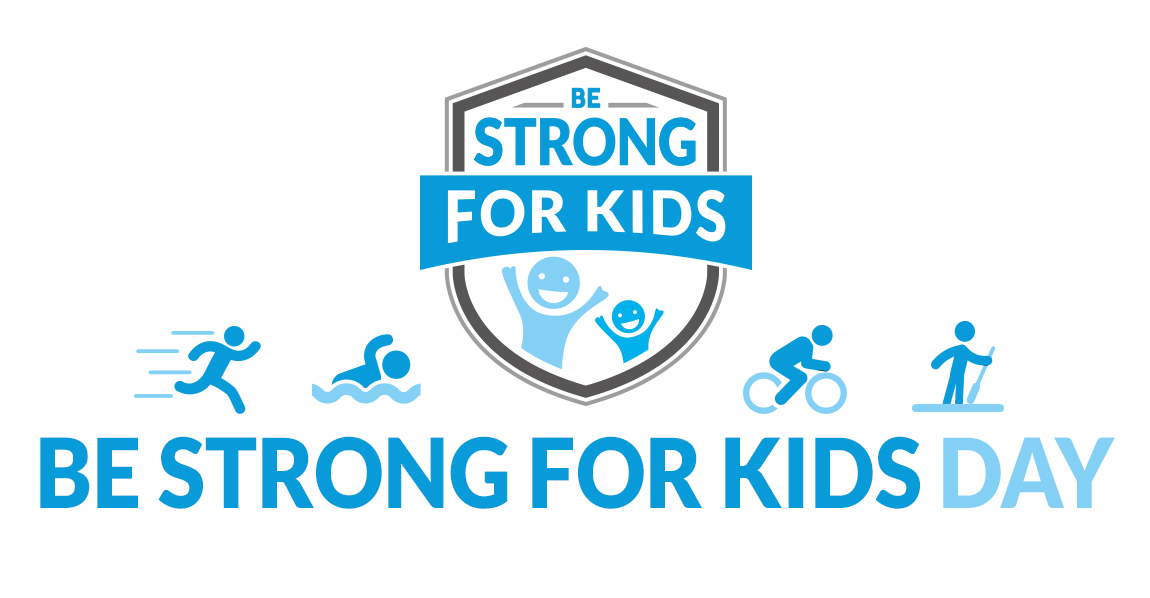 Be strong for kids day
